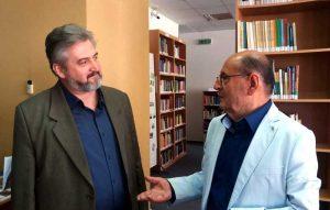 Lucian Grigore şi Dumitru Constantin Dulcan