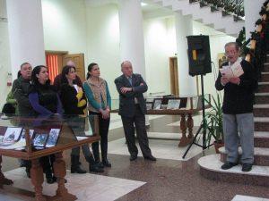 Omul care a sfinţit locul, omagiat la Biblioteca Judeţeană