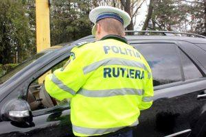 Zeci de infracţiuni constatate în flagrant