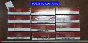 Contrabanda cu ţigări, la vârf