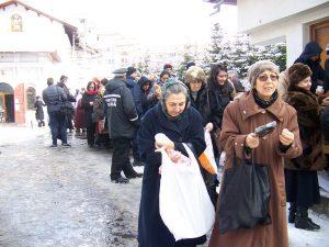 Sărbătoare cu incidente la Mavrodolu