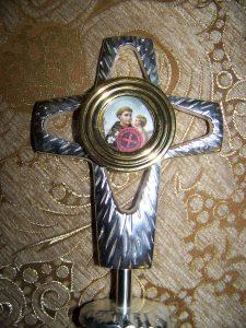 Moaştele Sfântului Anton au ajuns la Piteşti
