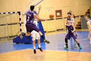Turneu pentru baschetbaliştii mici
