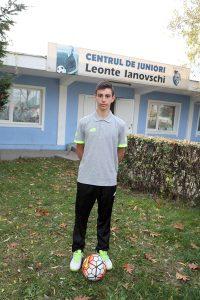 Alexandru Crivac, titular sub tricolor
