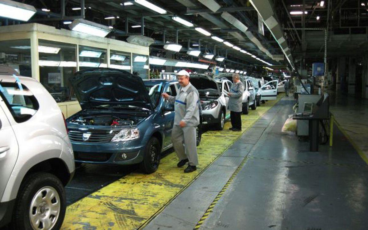 Conflict de muncă la Dacia