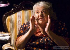Marea actriţă Ileana Zărnescu a plecat dintre noi
