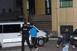 Arestat pentru droguri