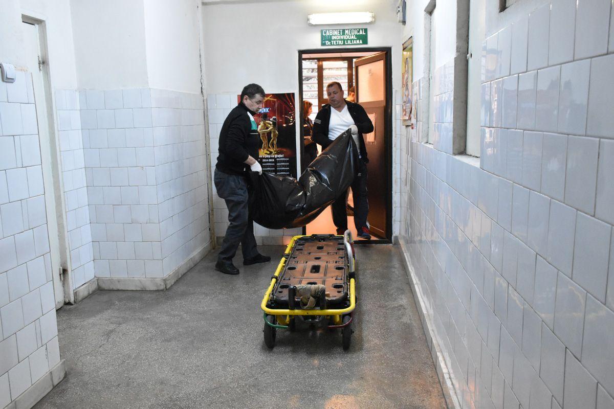 Un asistent medical s-a sinucis în Policlinică