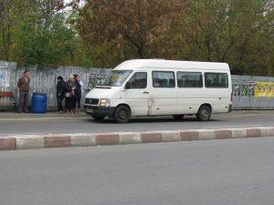 Taxă de traseu pentru maxi-taxi