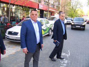 Primarul Ionică promite - Centrul Piteştiului nu va mai arăta ca un bâlci!