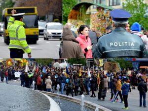 Poliţia, pe afişul Simfoniei