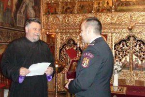 Bisericile controlate de pompieri
