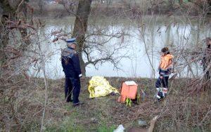 Găsită moartă în râul Dâmboviţa