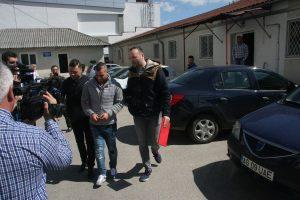 Hoţul din Covasna, arestat preventiv
