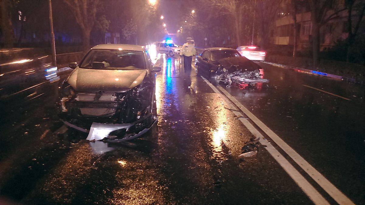 Şapte oameni răniţi în accidente produse în Argeş