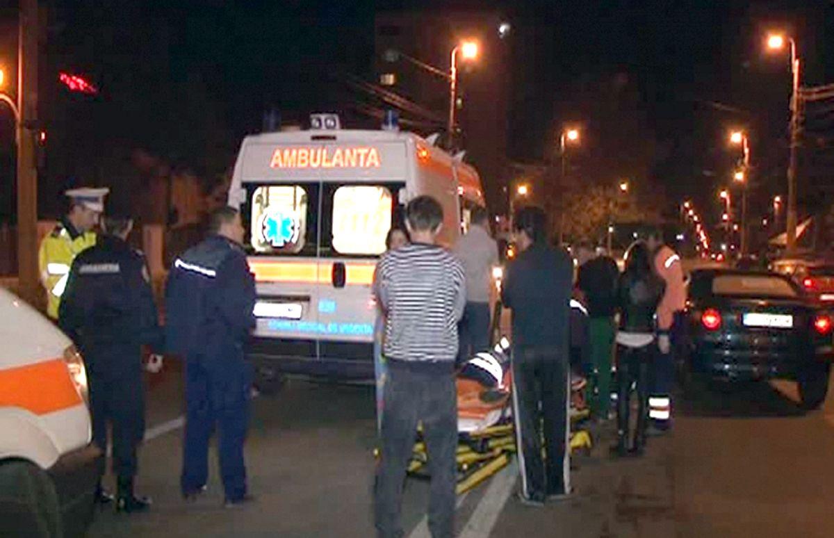 Răniţi grav în accident la Vlădeşti