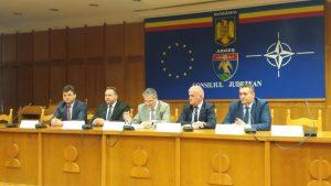 Argeşul, lider la proiecte cu finanţare europeană