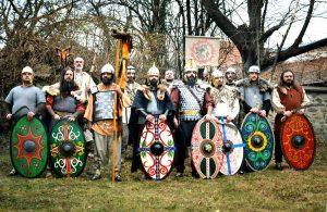 Reconstituire istorică - Geto-dacii sud-carpatici sunt printre noi!