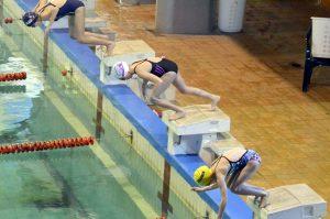 Înotătorii piteşteni, la Campionatul Naţional