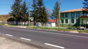 La şcoala din Drăganu, fără trecere de pietoni!