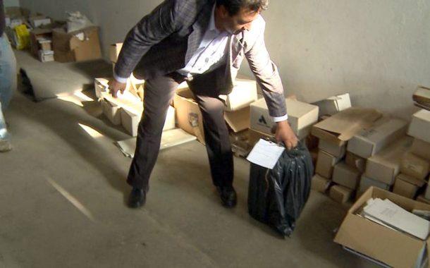 Otrăvuri confiscate în Argeş