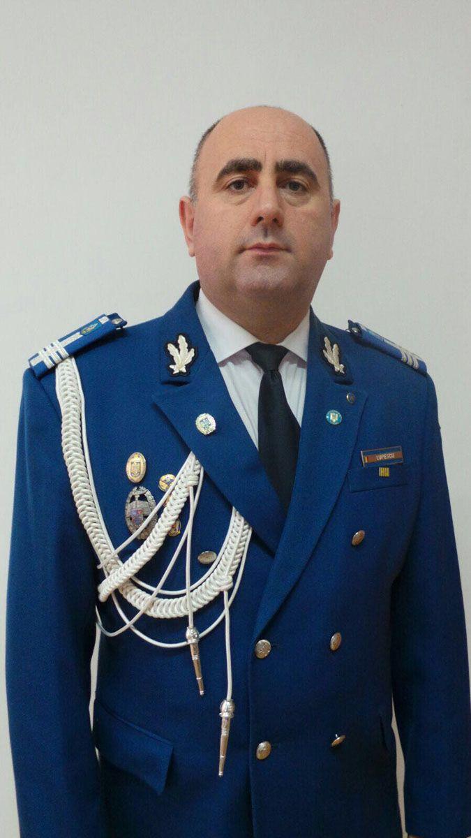 Şef nou la Jandarmerie