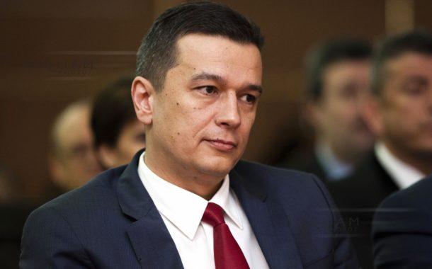 Scrisoare deschisă către premierul Sorin Grindeanu