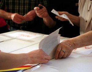 Pregătiri pentru alegeri parţiale