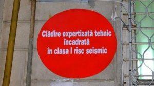 Niciun ban pentru reabilitarea clădirilor cu risc seismic!