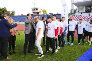 Fotbaliştii de la SCM Piteşti au primit medaliile de campioni