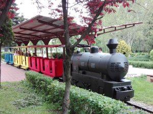 Trenuleţul din Ştrand intră în reparaţii