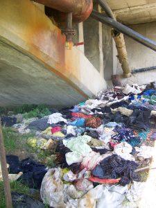 Raiul cerşetorilor sub podul de la Curtea de Argeş