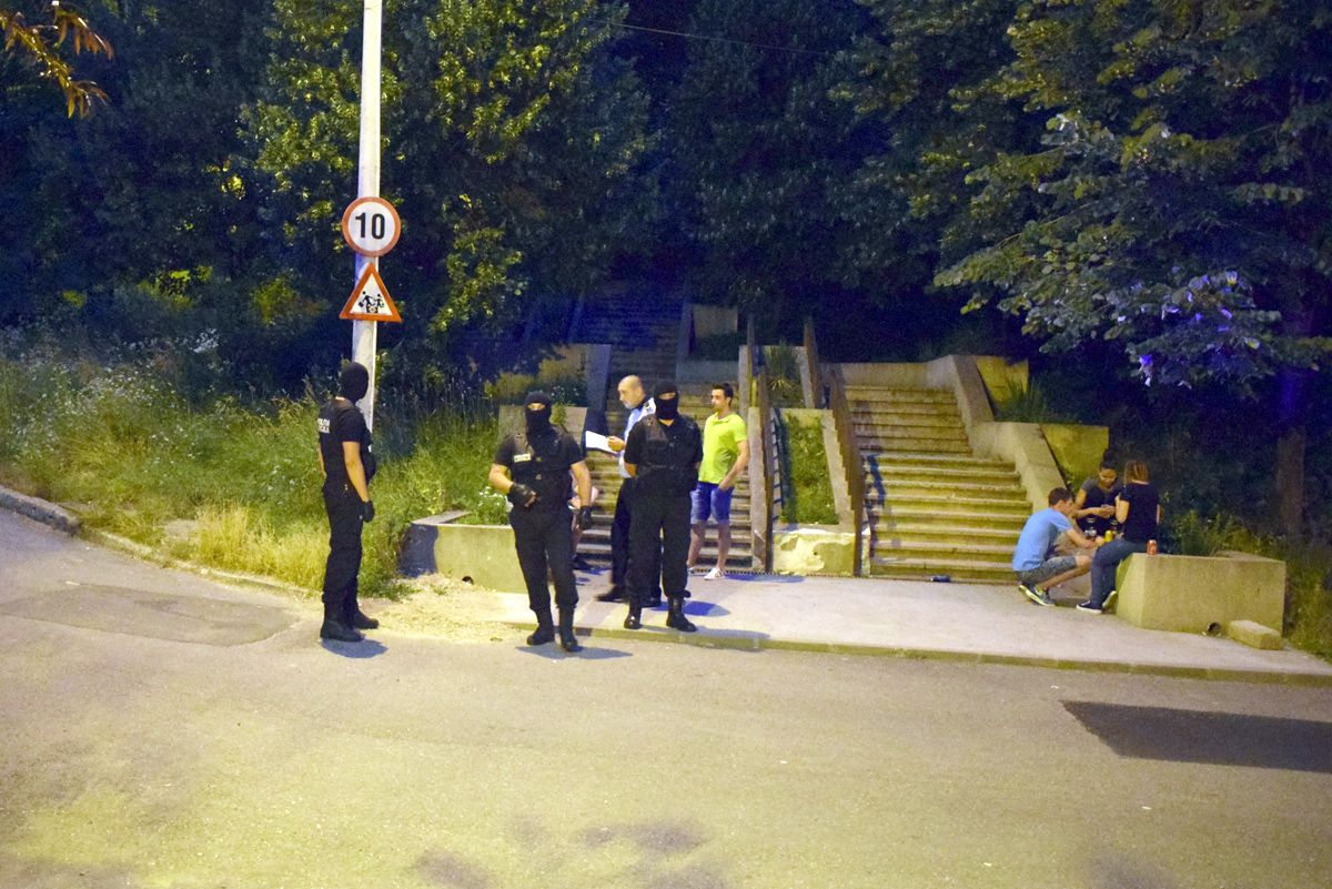 """Poliţia Locală a reluat """"Operaţiunea mătura"""""""