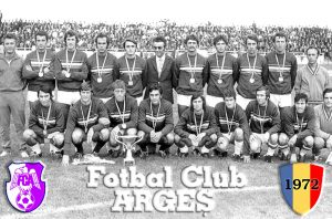 Echipa alb-violetă care a adus primul titlu naţional