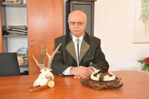 Constantin Istrătescu, şeful lupilor plătiţi să păzească stâna