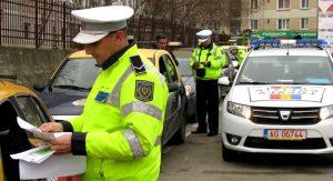 Poliţiştii locali nu-i pot amenda pe şoferii aflaţi în trafic