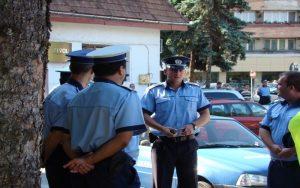 Centrele de examen, monitorizate de poliţişti