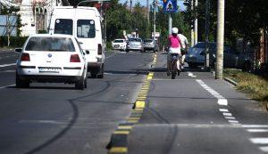 Amenzi mai mici pentru biciclişti