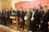 PSD şi-a dat jos propriul Guvern. Toţi miniştrii din Guvernul Grindeanu au demisionat