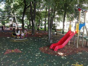 17 locuri de joacă, la modernizare