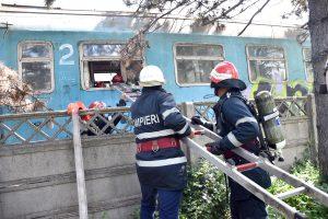 Scenariu de coşmar: catastrofă feroviară la Piteşti