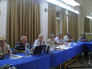 Jurnalişti, la prima întâlnire cu militarii rezervişti