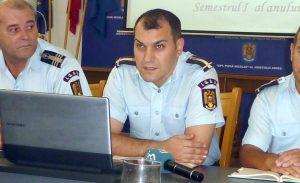 Bogdan Olar, inspector-şef al ISU Argeş