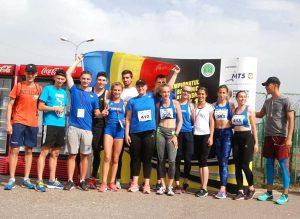 În prima zi a Campionatului Balcanic de Atletism, doi argeşeni au urcat pe podium