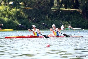 Peste o mie de sportivi vor concura la CM de kaiac-canoe de la Budeasa
