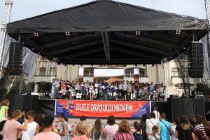 Din deliciile sărbătorii de la Mioveni