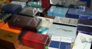 Negustorul de parfum… penal