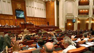 Azi se votează în Parlament moţiunea de cenzură a PNL. Şansele de reuşită - zero barat