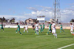 FC Argeş, amicale la Govora