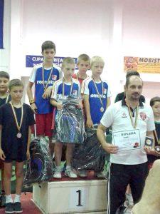 Elevii argeşeni, campioni la tenis de masă